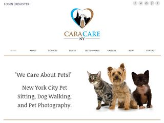 Cara Care NY | Boarding