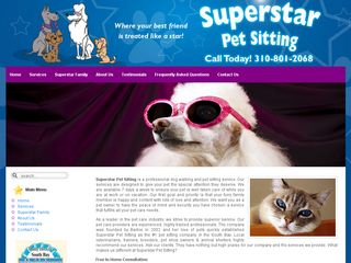 Superstar Pet Sitting and Dog Walking | Boarding