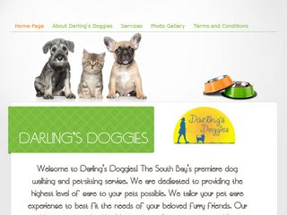 Darlings Doggies | Boarding