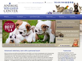 Animal Wellness Center of Maple Grove | Boarding