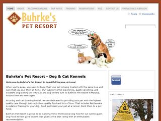 Buhrkes Pet Resort Marana