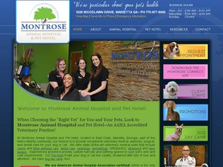 Montrose Animal Hospital | Boarding