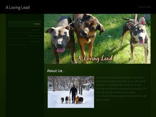 A Loving Lead | Boarding