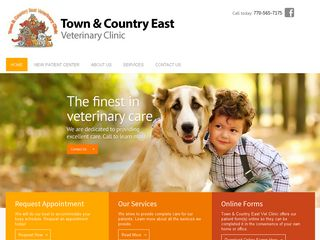 Town & Country East Vet Clinic | Boarding