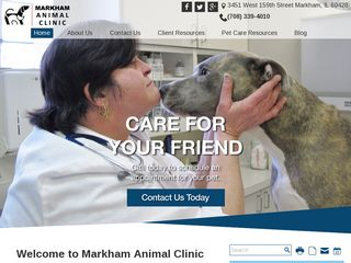 Markham Animal Clinic Ltd Markham