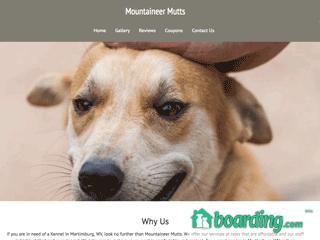Mountaineer Mutts Martinsburg
