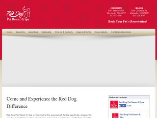 Red Dog Pet Resort & Spa Mason