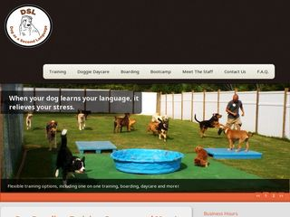 DSL Dog Training and Boarding | Boarding