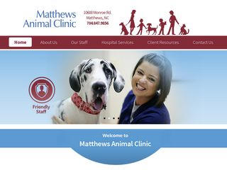 Matthews Animal Clinic | Boarding