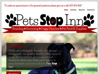 Photo of Pets Stop Inn in Mcminnville