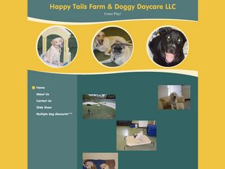 Happy Tails Farm and Doggy Daycare LLC | Boarding