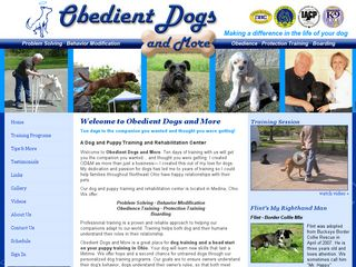 Obedient Dogs And More Medina