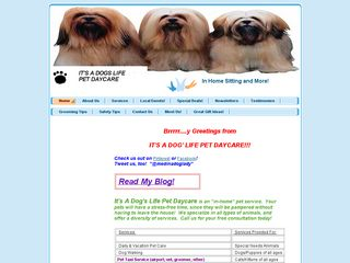 Its A Dogs Life Pet Daycare LLC | Boarding
