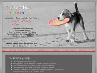 Pets Will Play | Boarding