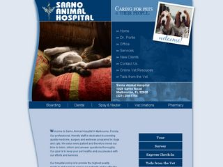 Sarno Animal Hospital | Boarding