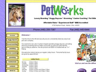 PetWorks | Boarding