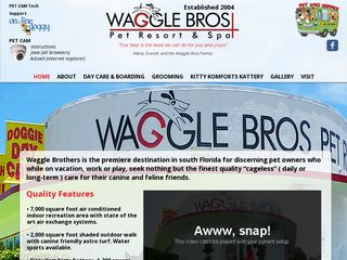Waggle Bros Pet Resort   Spa Miami