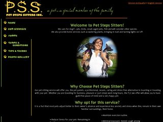 Pet Steps Sitters Inc. Miami