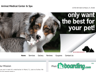 Animal Medical Center & Spa Miami