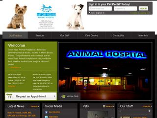 Alton Road Animal Hospital Miami Beach