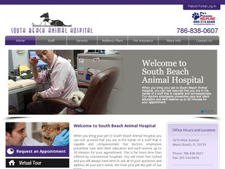 South Beach Animal Hospital | Boarding
