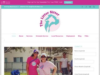 The Litter Sitter Miami Beach
