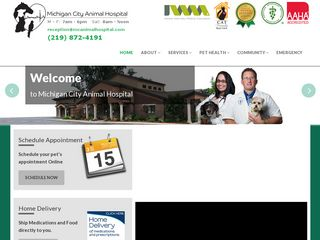 Michigan City Animal Hospital | Boarding