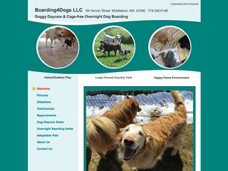 Boarding4dogs LLC | Boarding