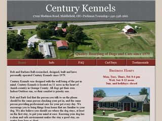 Photo of Century Kennels in Middlefield