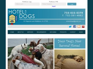 Hotel For Dogs Middletown