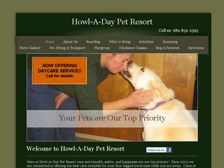 Howl A Day Resort Midland