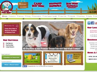 Camp Bow Wow Dog Boarding Midland Park | Boarding