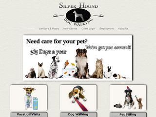 Silver Hound Dog Walking | Boarding