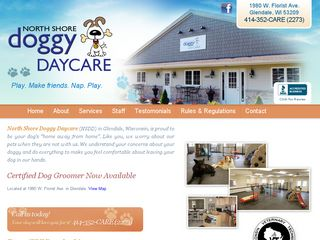 North Shore Doggy Daycare LLC | Boarding