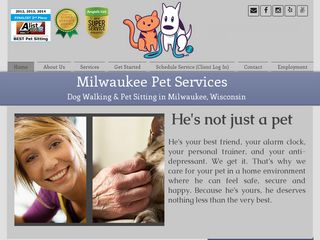 Milwaukee Pet Services Milwaukee