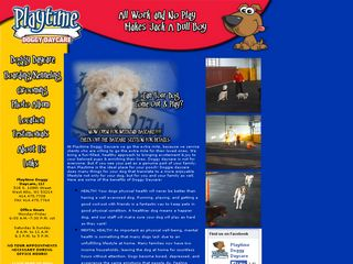 Playtime Doggy Daycare Milwaukee