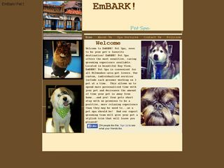 EmBARK! Pet Spa | Boarding