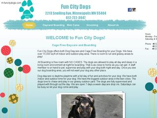 Fun City Dogs | Boarding