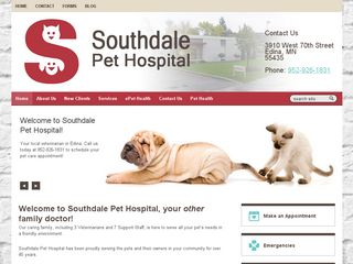 Southdale Pet Hospital | Boarding