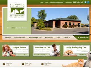 Plymouth Heights Pet Hospital Minneapolis