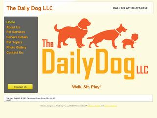 The Daily Dog LLC | Boarding