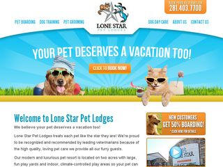 Lone Star Pet Lodges Missouri City