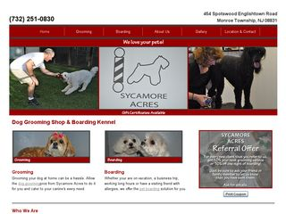 Sycamore Acres | Boarding