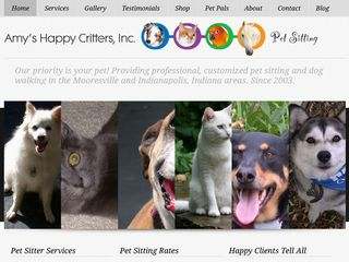 Amys Happy Critters | Boarding