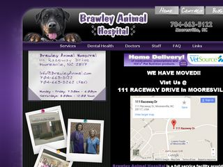 Brawley Animal Hospital Mooresville