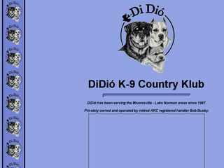 DiDio K-9 Country Klub Mooresville