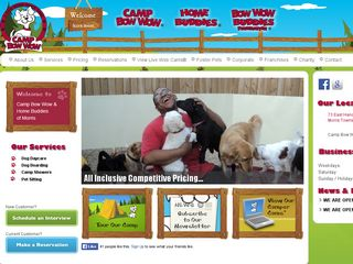 Camp Bow Wow Dog Boarding Morris | Boarding