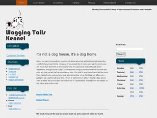 Wagging Tails Kennel | Boarding