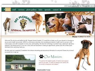 Mt Pleasant Animal Hospital Mount Pleasant