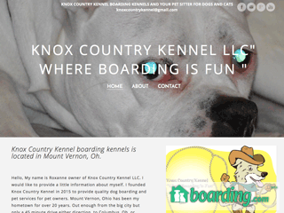 Knox Country Kennel | Boarding